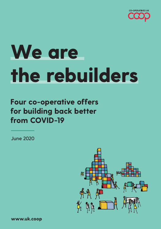 We are the rebuilders cover