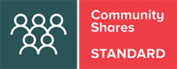 Community Shares Standard Mark logo