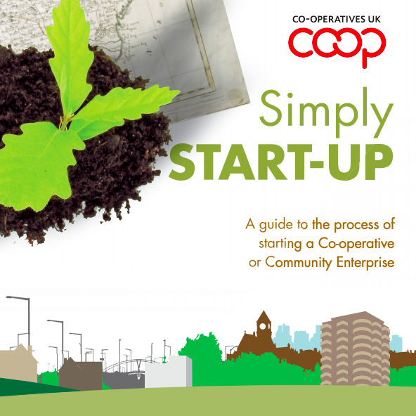 Simply Start-up Cover