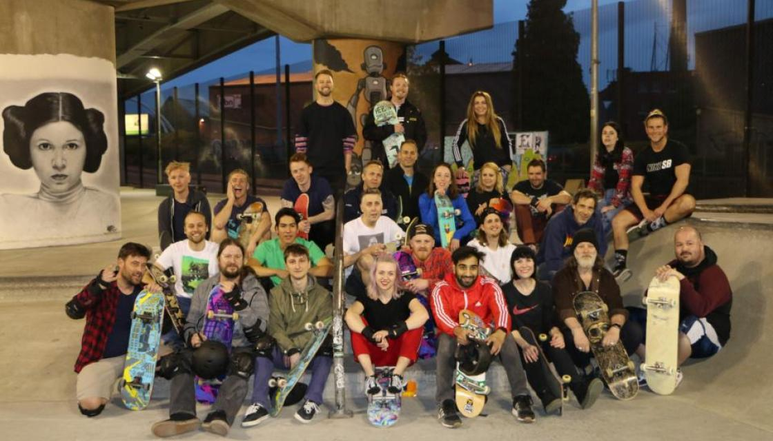 Projekts MCR – supported by the Booster Fund