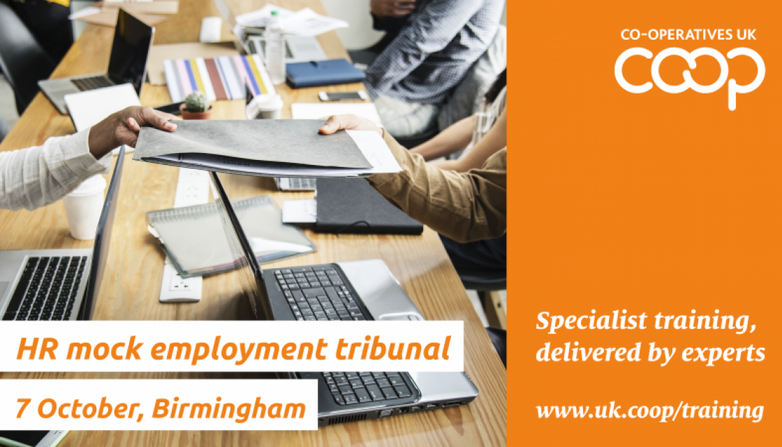 HR mock employment tribunal