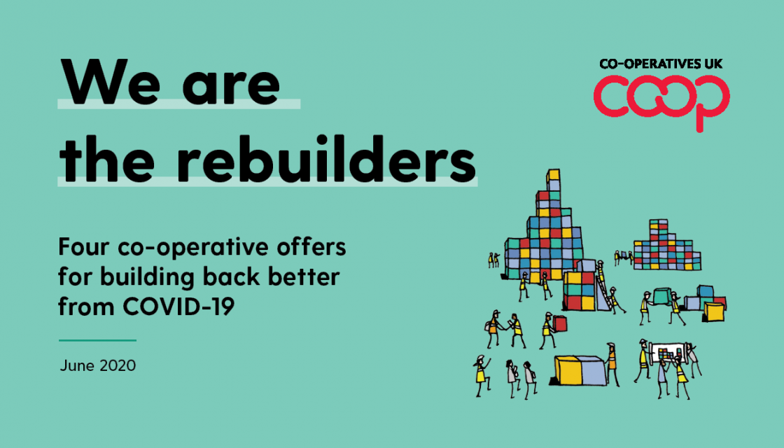 We are the rebuilders