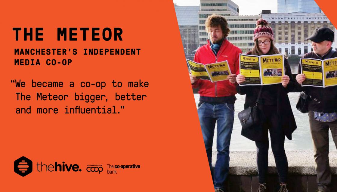 The Meteor – Manchester's independent media co-op