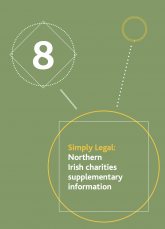 Simply Legal - Northern Irish Charities title page