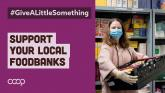 Support your local foodbanks