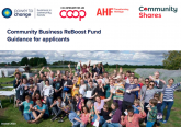 Community Business ReBoost Fund – guidance for applicants