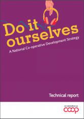 Do it ourselves – a National Co-operative Development Strategy