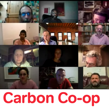 Carbon Co-op's online AGM