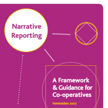 Narrative Reporting Framework Cover