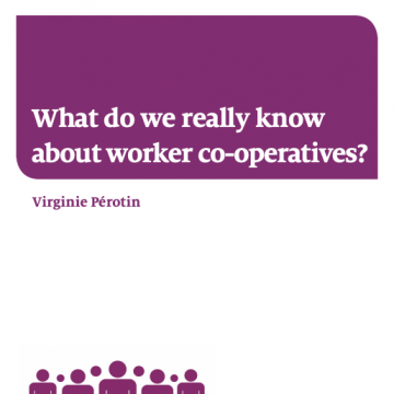 What do we really know about worker co-operatives cover