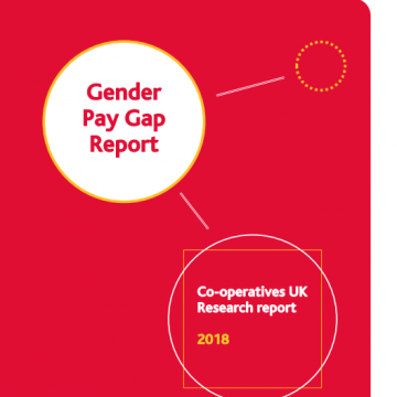Gender Pay Gap Report cover