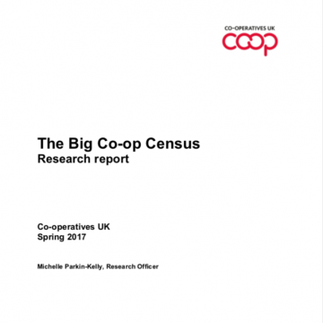 The Big Co-op Census cover