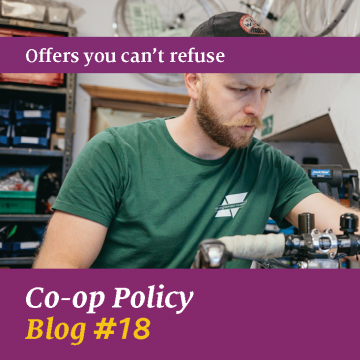 Policy Blog banner