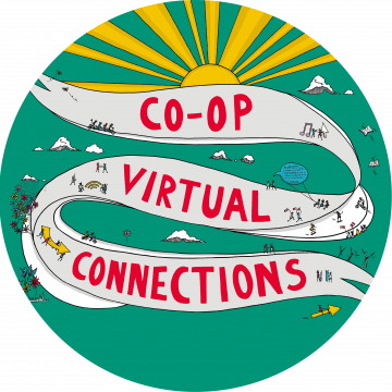 Co-op Virtual Connections logo