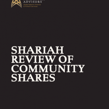 Sharia Compliance for Community Shares cover