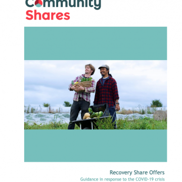 Recovery Share Offers Guidance cover