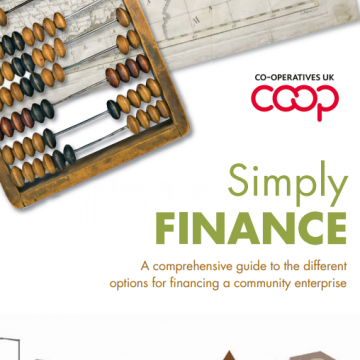 Cover of simply finance