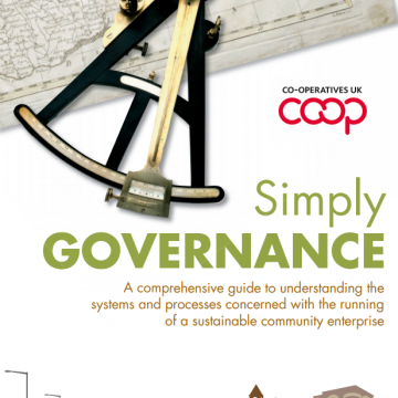 Cover of simply governance