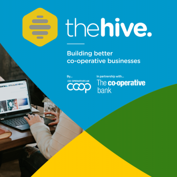 The Hive in partnership with The Co-operative Bank