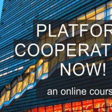 Platform Co-operatives Now! An online course
