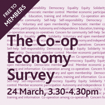 Co-op Connections – The Co-op Economy Survey